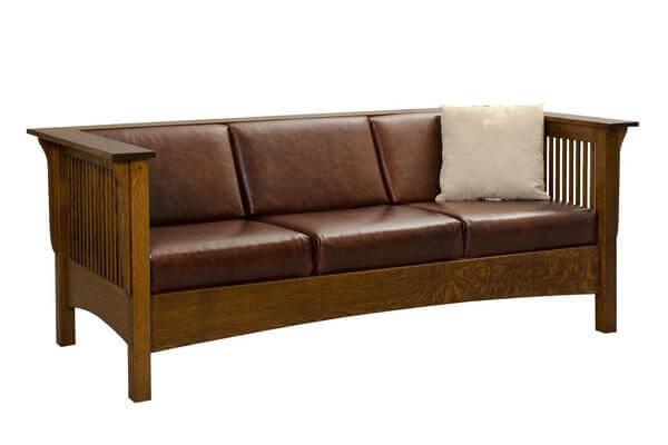Amish Moon River Sofa