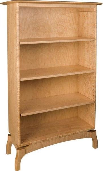 Amish Marcelle Bookcase