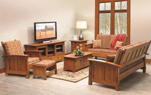 Goshen Shaker Living Room Set