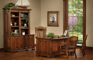 Lincoln Desk Set