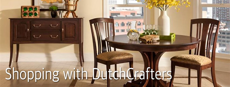 Shopping with DutchCrafters