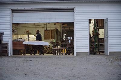 Amish Woodshop