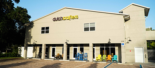 DutchCrafters Sarasota Furniture Showroom