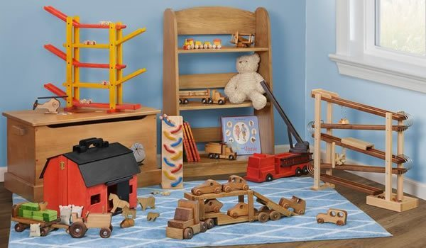 Shop Wooden Amish Childrens Furniture and Childrens Games