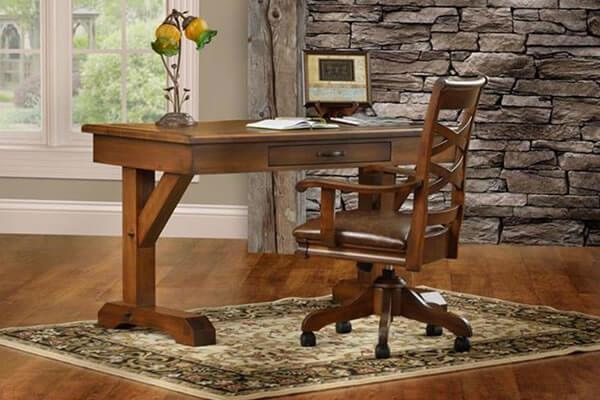 solid wood office furniture at dutchcrafters