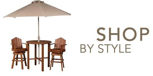 Shop Quality Outdoor Furniture by Style