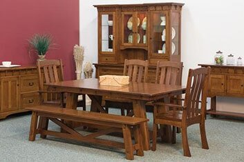 Amish Furniture Shop the Look