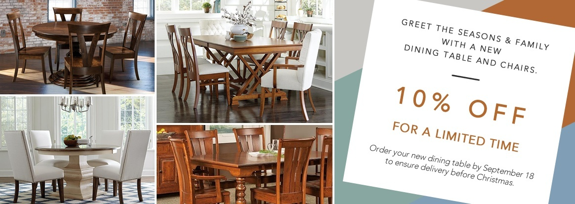 Dining Tables and Chairs Sale