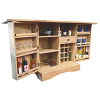 Bars & Wine Storage