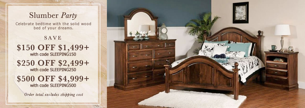 Amish Bedroom Furniture Sale