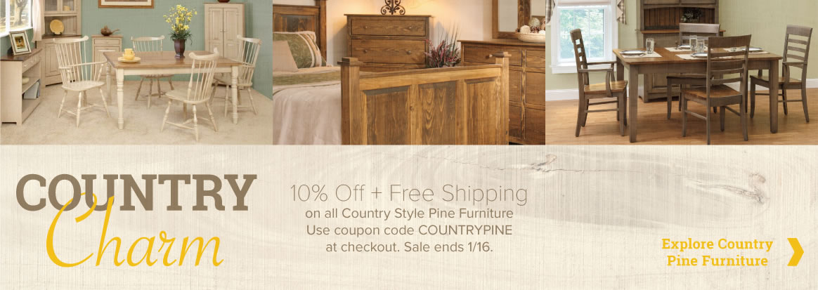 Country Pine Sale