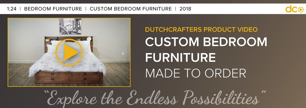 Custom Bedroom Video