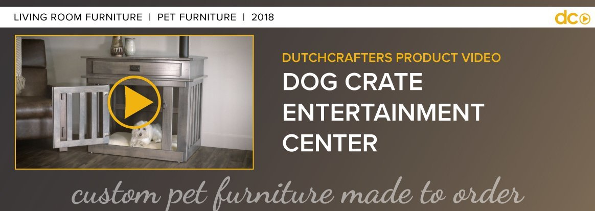 Dog Crate Video