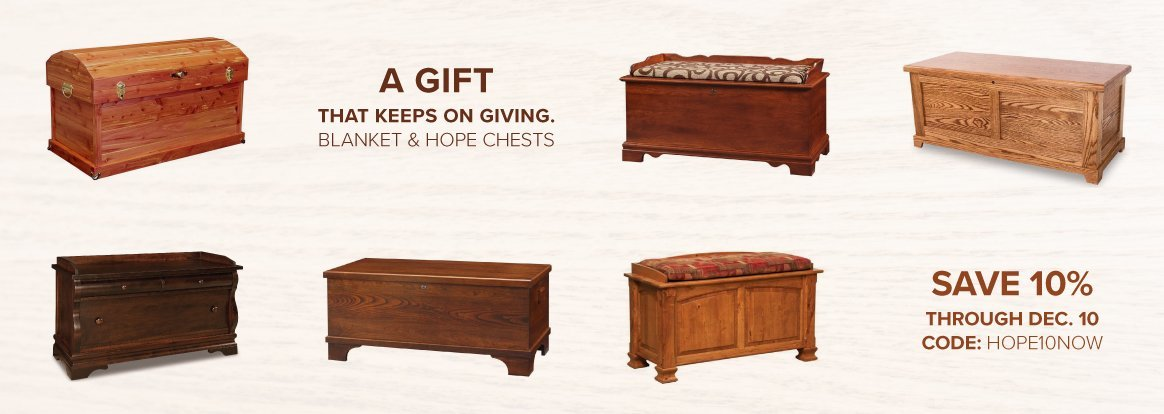 Hope Chest Sale