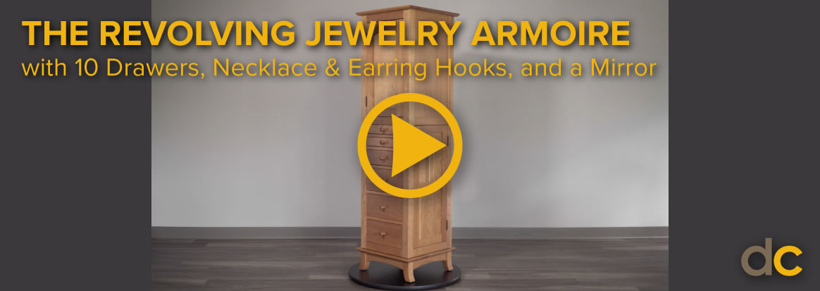 Jewelry Armoire Video