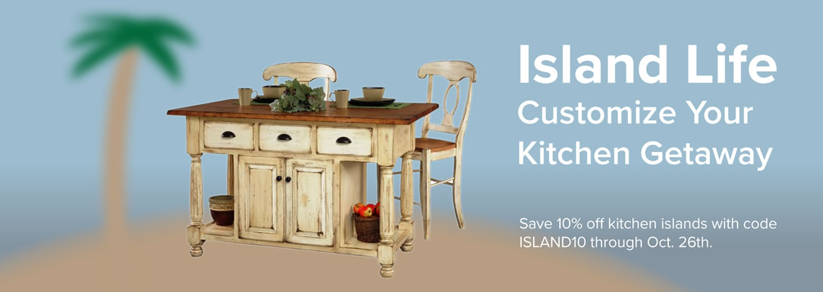Kitchen Island Sale