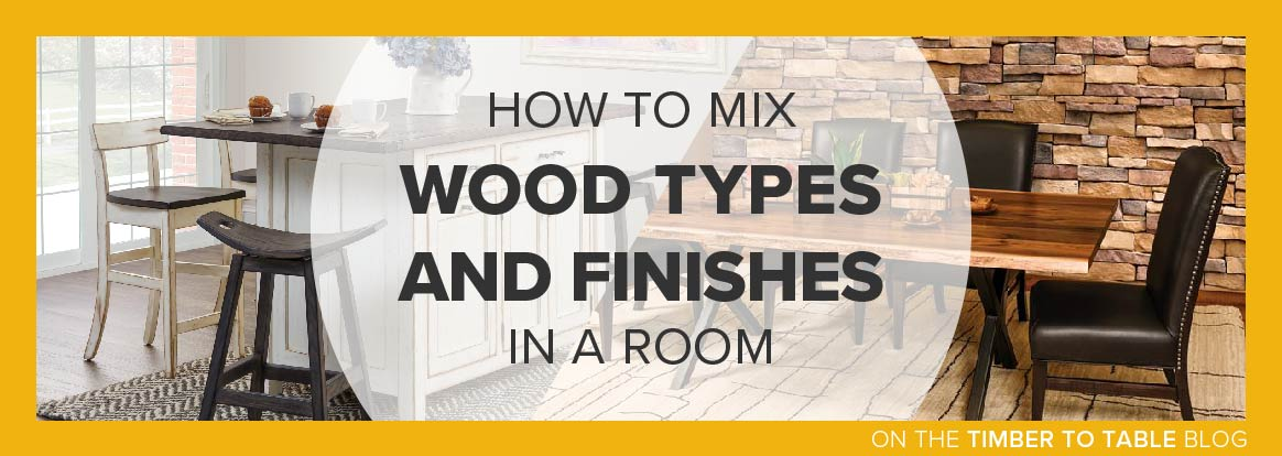 Mix Wood Finish Blog Home