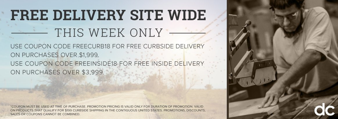 Sitewide Delivery