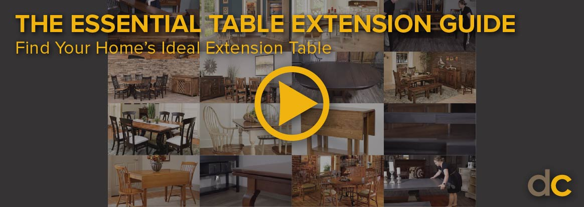 Table Extension Video