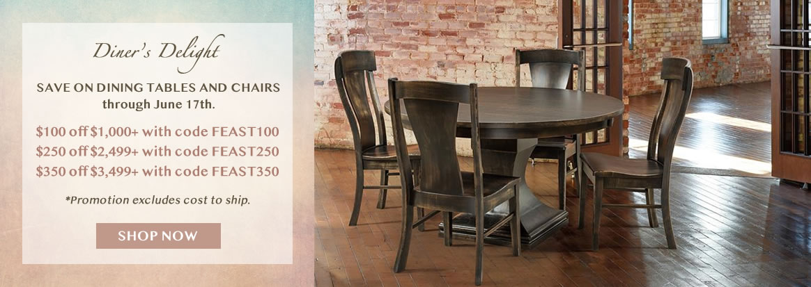 Amish Dining Room Furniture Sale