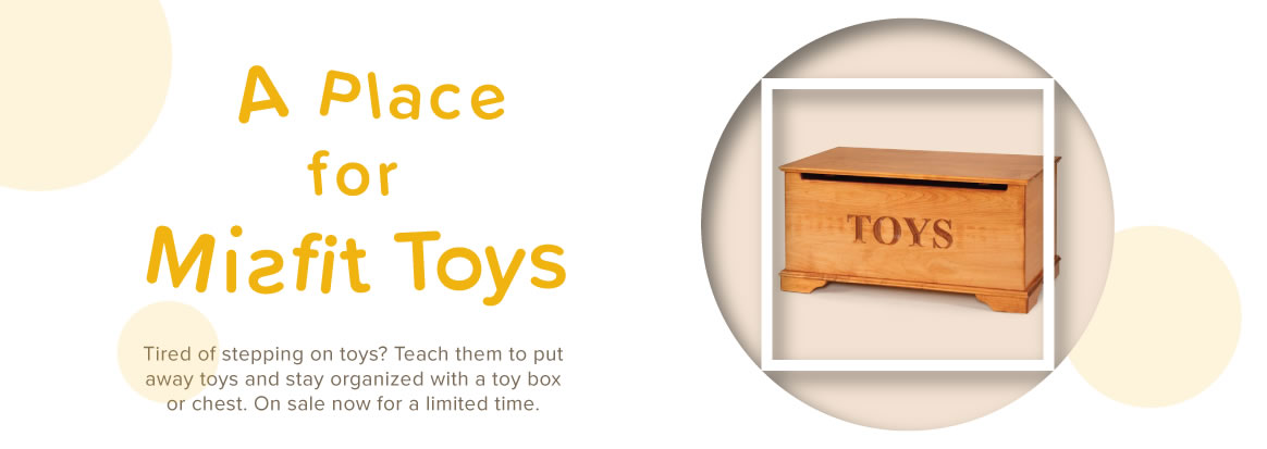 Toy Box Chest Sale
