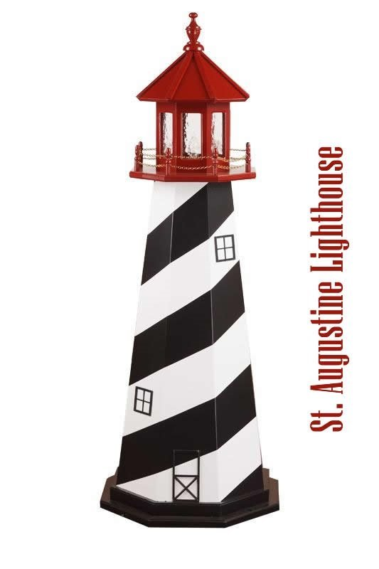 St. Augustine Lighthouse Model