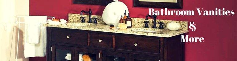 Amish Bathroom Vanities and Decor