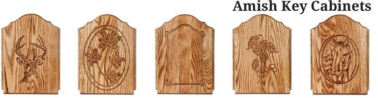 Amish Key Cabinets