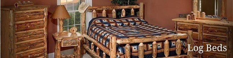Amish Log Furniture