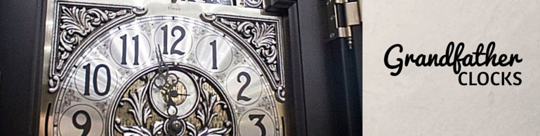 Grandfather Clocks from DutchCrafters Amish Furniture