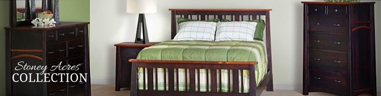 Stoney Acres Bedroom Furniture
