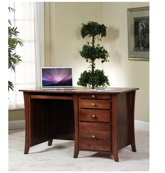 Amish Manhattan Desk