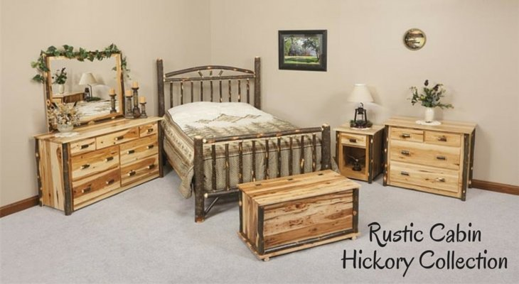 Superieur Rustic Hickory Furniture