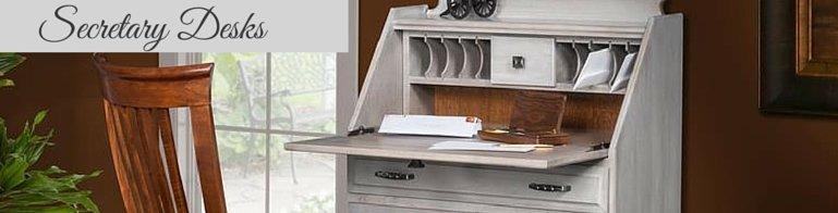 Amish Secretary Desks