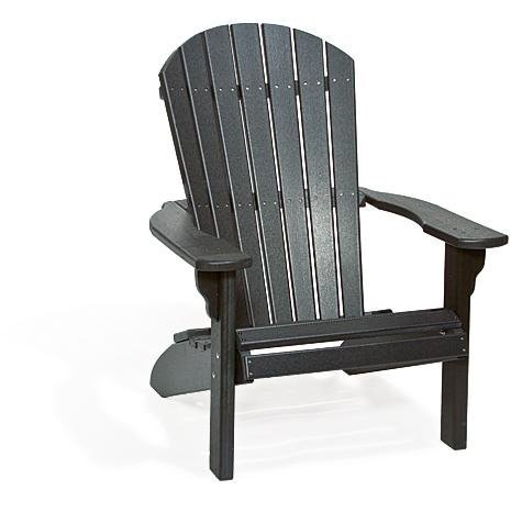 Poly Outdoor Adirondack Chair