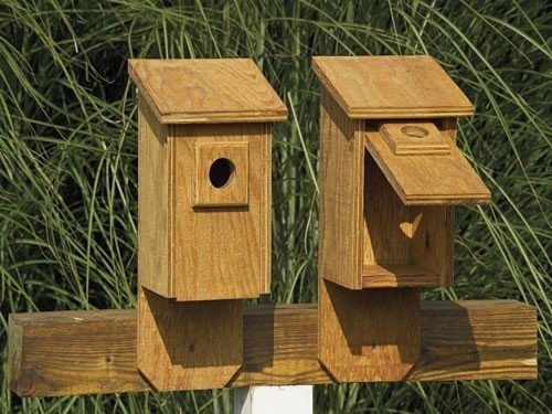 Amish Made Bird Houses By Dutchcrafters Amish Furniture