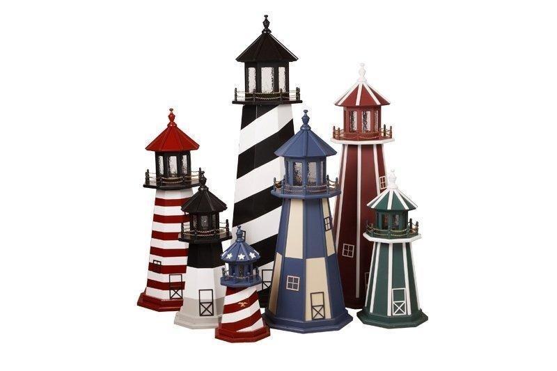 handmade replica lighthouse