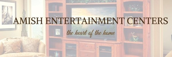 Amish entertainment centers and solid wood entertainment centers
