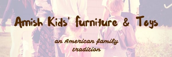 Amish kids' bedroom furniture, playroom furniture, and moe