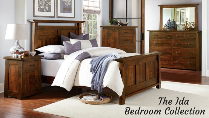 Schwartz Woodworking Bedroom Furniture