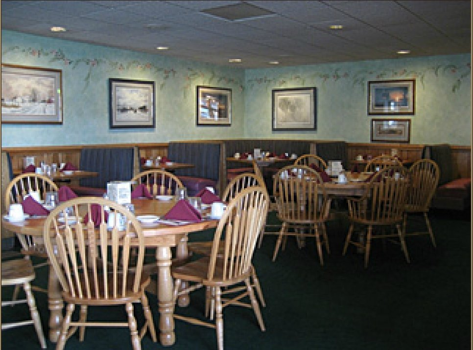 Lobster House Restaurant Dutchcrafters Windsor dining chair