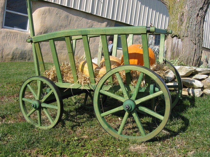 Old Fashioned Wagons