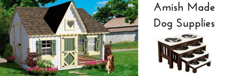Amish made dog supplies