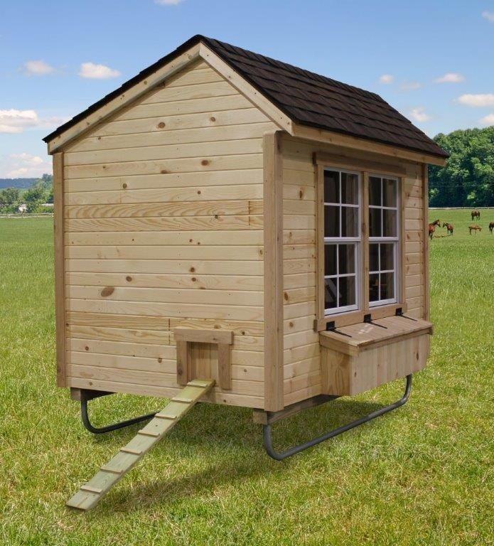 Amish Made Chicken Coop