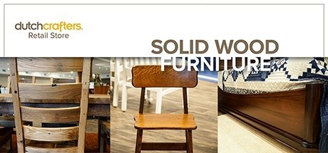 Charming Sarasota Amish Solid Wood Furniture