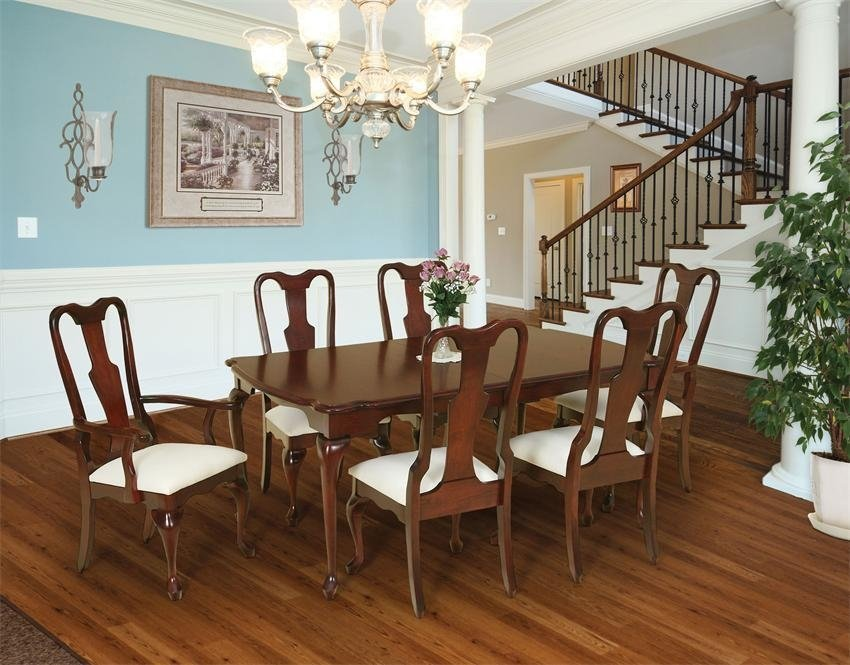 Formal Furniture style dining room