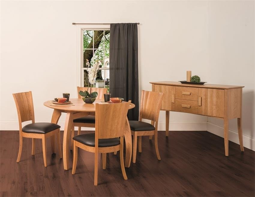 Contemporary Furniture Style Dining Room by DutchCrafters