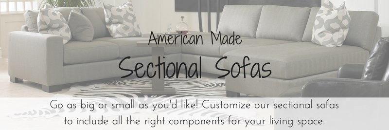 American Made Sectional Sofas
