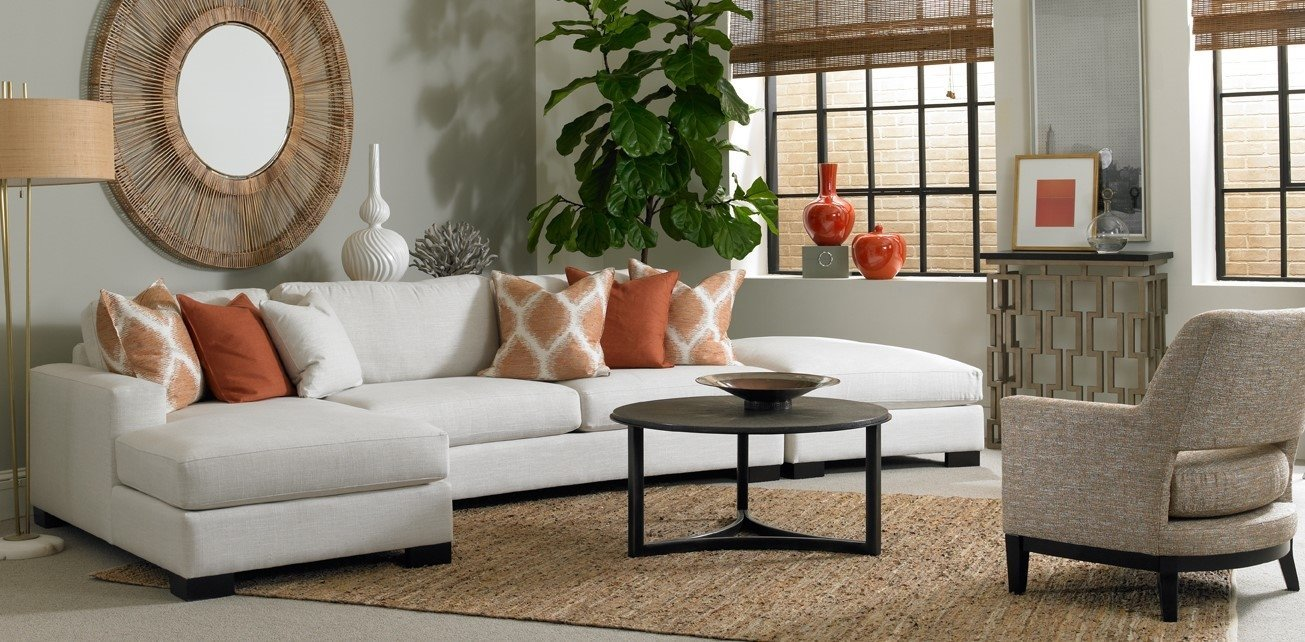 Precedent Modern Living Room Collection