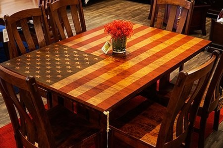 DutchCrafters Sells American Made Furniture